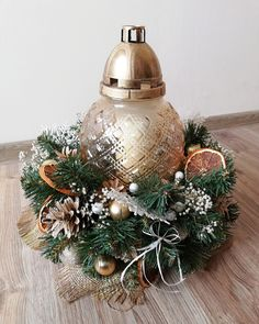 All Things Christmas, Christmas Time, Christmas Wreaths, Christmas Bulbs, Christmas Decorations, Xmas, Holiday Decor, Grave Flowers, Funeral Flowers
