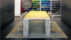 Emu Ivy Table by Steelcase