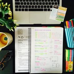 Jools' Studyblr: Physics notes and past papers School Motivation, Study Motivation, Homework Motivation, Book Study, Study Notes, Study Desk, Additional Science, Physics Notes, College Notes
