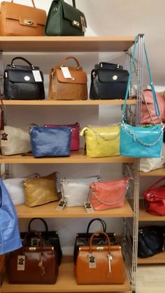 Leather Bags  Made In Italy Borse di pelle