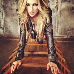 Interview with Jill Janus of Huntress about the new record and life in a working heavy metal band!