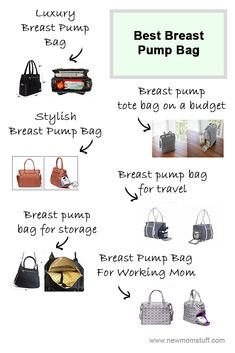 Best Brest pump bag for Working Mom today! Pumping Bag, Newborn Schedule, Breastmilk Storage Bags, Work Pumps, Brown Pumps, Bagged Milk, Breastfeeding And Pumping, Baby Development, Mom Advice