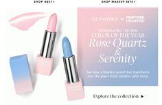 Linia limitowanych kosmetyków marki Sephora.