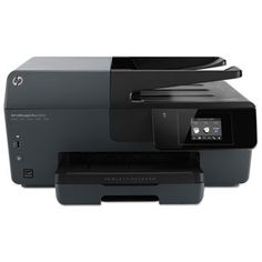 Officejet Pro 6830 E-All-In-One Inkjet Printer, Copy/fax/print/scan
