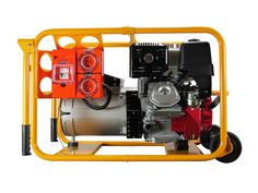New - Petrol Powerlite Generator, Powered By A Honda Engine Recoil Start With Work Cover Spec for sale Generators For Sale, Honda, Engineering, Cover, Technology