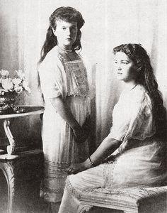 Anastasia & Maria, 1914