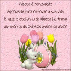 Páscoa é Renovação