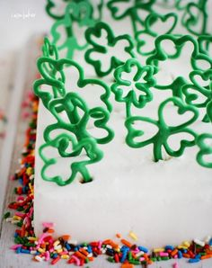 I made a cake especially for the little people in my life.  I know how much my kids love to 'play' with their food, so this cake was created especially with them in mind. But then I remember how much *I* like cake too.  Velvety soft and decadently rich cake . So I added some bling and grabbed a