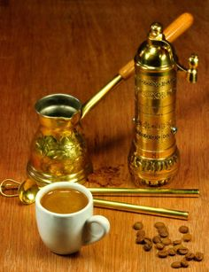 Does Greek coffee hold the key to a longer life? -- ScienceDaily