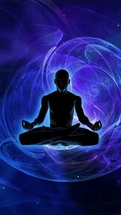 21 Day Meditation, Meditation For Health, Power Of Meditation, Chakra Meditation, Guided Meditation, Meditation Images, Meditation Methods, Afrique Art, Spiritual Images