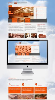 Physic GM is a company with over 25 years of experience specialised in the engineering and construction of structural ceramics plants. We were commissioned the strategic planning, design and development of a new website. Using a custom-made slider inspired by the process of brick production, and a series of integrated messages depending on each section (all manageable with our system), the company shows the creation process from the initial analysis to technical service.