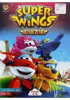 Super Wings Penguin Parade