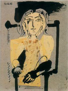 Pablo Picasso 1948
