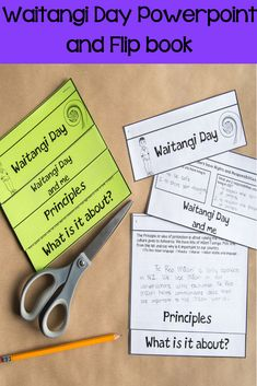 Waitangi Day Activity for senior primary classrooms - years Are you looking for an activity that explains the Treaty of Waitangi in an accessible an Treaty Of Waitangi, Waitangi Day, Classroom Environment, Primary Classroom, Flipping, Kiwi, Teaching Resources, Activities For Kids, Messages