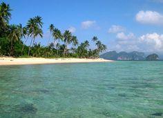 pangulasian island philipines #philipines #beach #sea #blue