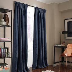 Give any room a cozy, lived-in look with the Kenneth Cole Reaction Home Mineral Window Curtain Panel. Crafted of a soft linen and cotton blend, the beautiful panel brings an effortless touch of understated luxury to your window.