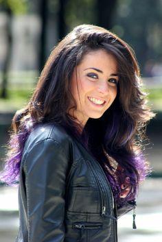 Blu hair - Ilaria