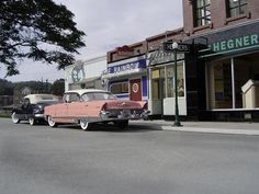 ... a man spent years taking photos of one small town ... when you look closer, you'll see why