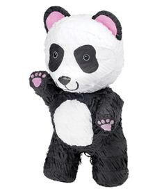 $11.98 Panda Bear Pinata | Birthday Pinata | Theme Party Supplies | Party Zone USA