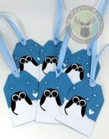 Penguin tags using SU Owl Punch