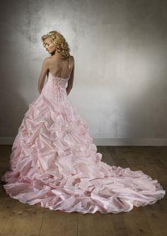 pink wedding ball go