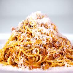Spaghetti Bolognese by Clinton Kelly