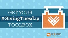 Free #givingtuesday toolbox #download #ministry #nonprofit #fundraising #marketing