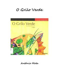 O Grilo Verde  António Mota