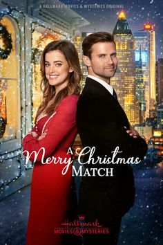 hallmark movie Its a Wonderful Movie - Your Guide to Family and Christmas Movies on TV: A Merry Christmas Match - a Hallmark Movies amp; Mysteries Miracles of Christmas Movie starring Ashley Newbrough and Kyle Dean Maseey! Hallmark Weihnachtsfilme, Hallmark Movies, Hallmark Channel, Great Movies, New Movies, Movies 2019, Latest Movies, Ashley Newbrough, Family Christmas Movies