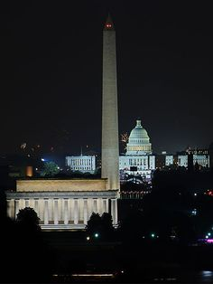 Washington D.C - completed