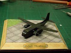 Oliver Bizer´s ETB (Easy To Build) Modell Transall Pocket, Easy, Olives, Model, Bag