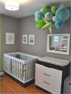 Real Nurseries We Love: Get Ideas and Get the Look on the Cheap #LoveYourSpace
