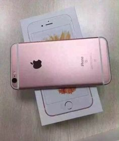 Rose Gold Colored iPhone 6s Shown Off [Photos] - http://iClarified.com/51519 - Here's some hands on photos of the Rose Gold iPhone 6s ahead of its release on September 25th.
