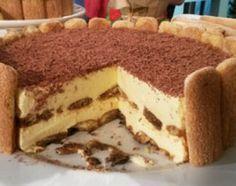 Recetas   Cocineros Argentinos - Dulces - Clasico tiramisú Just Desserts, Delicious Desserts, Mini Oreo, Homemade Cakes, Cheesecake Recipes, Cake Cookies, No Bake Cake, Sweet Recipes, Sweet Tooth
