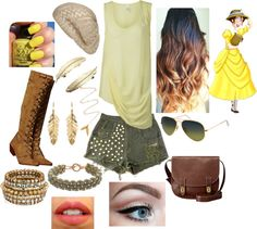 """""""Punk Rock Jane Outfit"""" by casey-carpenter on Polyvore"""