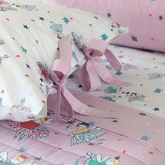 Jogo de Cama INFANTIL Buddemeyer Confort Kids – Fadas – Percal 200 Fios 100% Algodão http://www.tokdeconforto.com.br/jogo-de-cama-infantil-buddemeyer-confort-kids-fadas-percal-200-fios-100-algod-o #laços #quartos #quarto #cama #infantil #rosa #pink