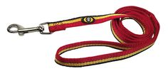 Hamilton Nylon Dog Lead with Swivel Snap and Reflective Threads -- You can find out more details at the link of the image. (This is an affiliate link and I receive a commission for the sales) Dog Leash, Hamilton, Pet Supplies, Blue Grey, Collars, Doggies, Amazon, Link, Red