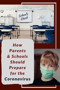 The new coronavirus, is in the news. But how will the disease, impact kids, and what should schools and parents be doing about it? School S, School Teacher, Study In China, Military Families, School Closures, Student Success, Student Studying, Early Learning, Educational Technology