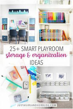 Home Organisation Tips, Toy Room Organization, Small Space Organization, Home Office Organization, Organizing Tips, Small Space Storage, Cube Storage, Wall Storage, Storage Ideas
