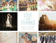 Get wedding inspiration in the Weddingbee photo gallery or share your own beautiful wedding images! Thousands of photos to help you find your style. Wedding Thanks, Wedding Thank You Cards, Card Wedding, Post Wedding, Wedding Vows, Wedding Stationary, Wedding Invitations, Invitations Online, Vegas Themed Wedding
