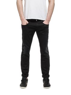 At Evolve Clothing we provide the widest range of clothes from shirts to suits and everything in between. Evolve Clothing, Denim Jeans, Black Jeans, Replay, Stretch Denim, Footwear, Clothes For Women, Trending Outfits, Pants