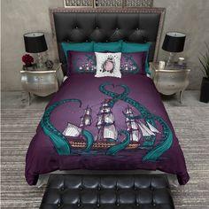 1000 Ideas About Purple Duvet Covers On Pinterest