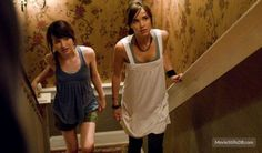 The Uninvited (2009) Emily Browning and Arielle Kebbel