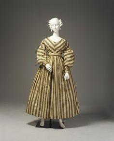 Dress, Australia, c. 1830
