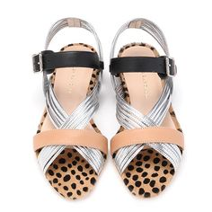 unemployed people shouldn't covet $300 sandals but come on, look at them