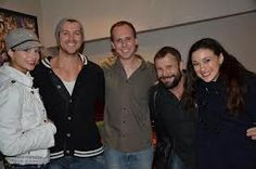 Dan Feuerriegel, Ellen Hollman, Barry Duffield and Jenna Lind