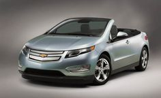 Chevy Volt Convertible