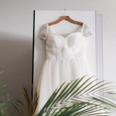 We love this #weddingdress shot for every bride we work with. #sayyestothedress #weddingday #thevenue #thevenuebrides
