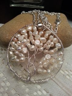 Tree Of Life Pendant Necklace - JEWELLERY AND ACCESSORIES @ KNKBEADALICIOUS
