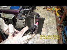 Soldadura TIG - Consejos para empezar a soldar aluminio - YouTube Plasma, Welding, Wood Furniture, Youtube, Metal, Welding Projects, Tutorials, Atelier, Tips